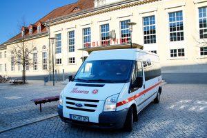 Rufbus Nuthe-Urstromtal (in Zusammenarbeit mit den Johannitern)