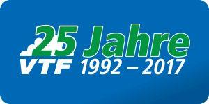 25 Jahre Unternehmen VTF