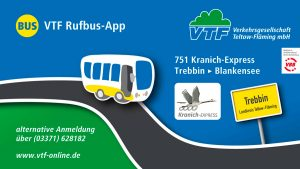 VTF RufbusApp Kranich-Express