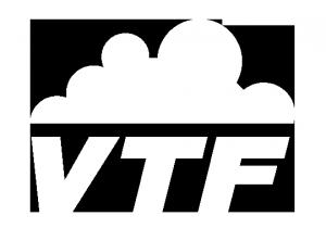 VTF Logo invers