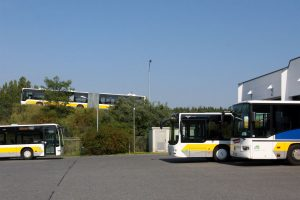 Standorte: VTF Betriebshof Ludwigsfelde