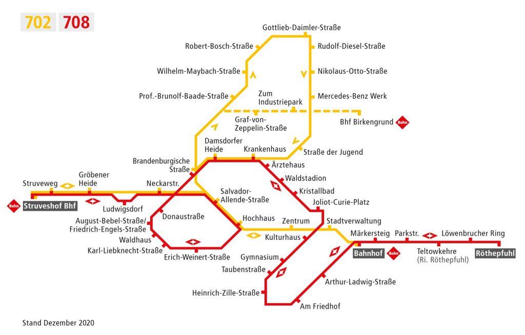 Stadtverkehr Ludwigsfelde
